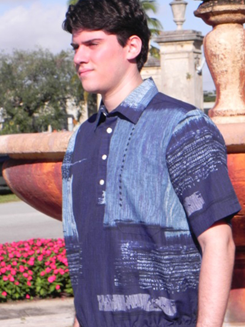 banded-bottom-shirt-6371-blue