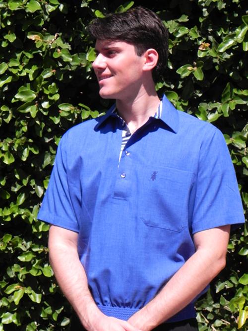 banded-bottom-shirt-6424-royal