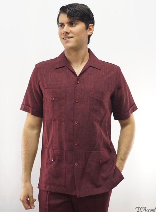 American Guayabera Series back in stock. Limited Edition .Three colors. Order yours now. Click on the image.