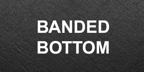 Banded Bottom Shirt