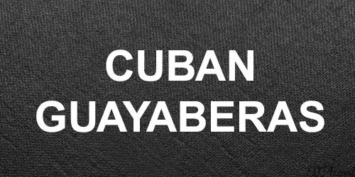 Cuban Guayabera