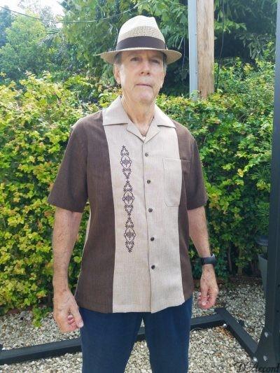 Buy Cuban Fedora HATS & Buy NEW ARRIVALS BEST SELLERS-Shirts-Guayaberas-Banded Bottom Shirts