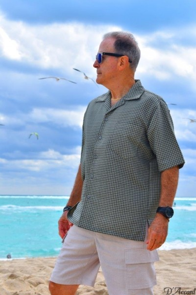 New Cuban collar shirts just arrived. MADE in USA. Click on the image and buy now.