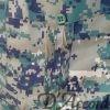 digital woodland camouflage guayabera pocket zoom