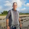 Casual Shirt Gray Linen Look Micro Fiber 5940
