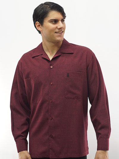 men's long sleeve two pocket shirt D'Accord 4270