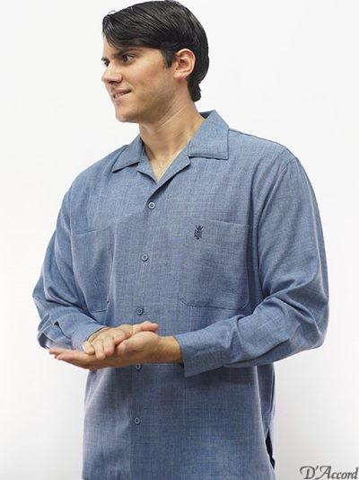 long sleeve D'Accord shirts two pockets